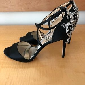 Badgley Mischka Shoes - BADGLEY MISCHKA EVENING SHOES
